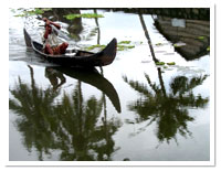 Alleppey Backwaters, Alleppey Tourism